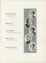 Page 15, 1914 Edition, Northfield High School - Orange and Black Yearbook (Northfield, MN) online yearbook collection