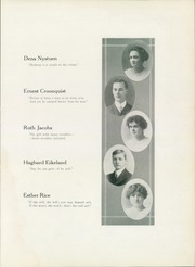 Page 17, 1914 Edition, Northfield High School - Orange and Black Yearbook (Northfield, MN) online yearbook collection
