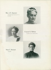 Page 9, 1914 Edition, Northfield High School - Orange and Black Yearbook (Northfield, MN) online yearbook collection