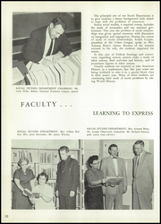 Page 14, 1959 Edition, Ramsey High School - Rambler Yearbook (St Paul, MN) online yearbook collection