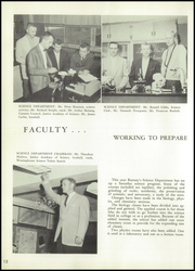 Page 16, 1959 Edition, Ramsey High School - Rambler Yearbook (St Paul, MN) online yearbook collection