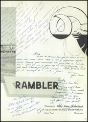 Page 7, 1959 Edition, Ramsey High School - Rambler Yearbook (St Paul, MN) online yearbook collection