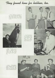 Page 11, 1951 Edition, New Ulm High School - Lavender and White Yearbook (New Ulm, MN) online yearbook collection