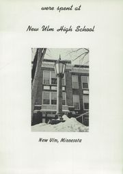 Page 5, 1951 Edition, New Ulm High School - Lavender and White Yearbook (New Ulm, MN) online yearbook collection