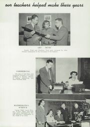 Page 9, 1951 Edition, New Ulm High School - Lavender and White Yearbook (New Ulm, MN) online yearbook collection