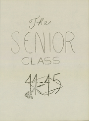 Page 15, 1945 Edition, Falls High School - Northern Light Yearbook (International Falls, MN) online yearbook collection