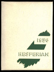 Page 1, 1956 Edition, West High School - Hesperian Yearbook (Minneapolis, MN) online yearbook collection