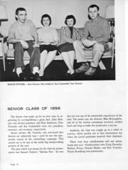 Page 16, 1956 Edition, West High School - Hesperian Yearbook (Minneapolis, MN) online yearbook collection
