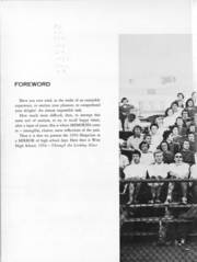 Page 6, 1956 Edition, West High School - Hesperian Yearbook (Minneapolis, MN) online yearbook collection