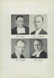 Page 14, 1935 Edition, Cretin High School - Cretinite Yearbook (St Paul, MN) online yearbook collection