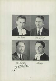Page 16, 1935 Edition, Cretin High School - Cretinite Yearbook (St Paul, MN) online yearbook collection
