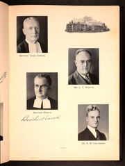 Page 15, 1936 Edition, Cretin High School - Cretinite Yearbook (St Paul, MN) online yearbook collection