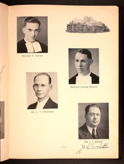Page 17, 1936 Edition, Cretin High School - Cretinite Yearbook (St Paul, MN) online yearbook collection