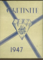 Page 1, 1947 Edition, Cretin High School - Cretinite Yearbook (St Paul, MN) online yearbook collection