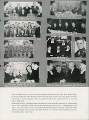 Page 13, 1947 Edition, Cretin High School - Cretinite Yearbook (St Paul, MN) online yearbook collection