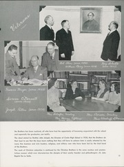 Page 15, 1947 Edition, Cretin High School - Cretinite Yearbook (St Paul, MN) online yearbook collection