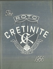 Page 1, 1956 Edition, Cretin High School - Cretinite Yearbook (St Paul, MN) online yearbook collection