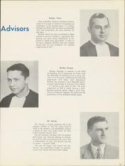 Page 15, 1956 Edition, Cretin High School - Cretinite Yearbook (St Paul, MN) online yearbook collection