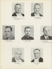 Page 16, 1956 Edition, Cretin High School - Cretinite Yearbook (St Paul, MN) online yearbook collection