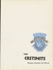 Page 5, 1956 Edition, Cretin High School - Cretinite Yearbook (St Paul, MN) online yearbook collection