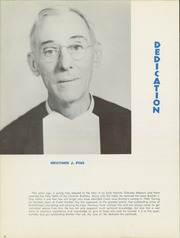 Page 8, 1956 Edition, Cretin High School - Cretinite Yearbook (St Paul, MN) online yearbook collection