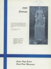 Page 5, 1959 Edition, Cretin High School - Cretinite Yearbook (St Paul, MN) online yearbook collection