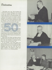 Page 9, 1959 Edition, Cretin High School - Cretinite Yearbook (St Paul, MN) online yearbook collection