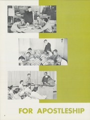 Page 12, 1961 Edition, Cretin High School - Cretinite Yearbook (St Paul, MN) online yearbook collection
