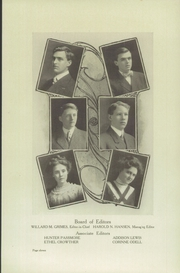 Page 15, 1908 Edition, Central High School - Centralian Yearbook (Minneapolis, MN) online yearbook collection