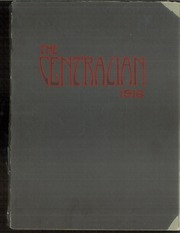 1916 Edition, Central High School - Centralian Yearbook (Minneapolis, MN)