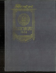 1924 Edition, Central High School - Centralian Yearbook (Minneapolis, MN)