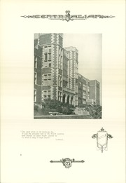 Page 12, 1925 Edition, Central High School - Centralian Yearbook (Minneapolis, MN) online yearbook collection