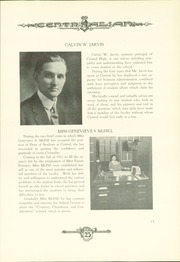 Page 17, 1925 Edition, Central High School - Centralian Yearbook (Minneapolis, MN) online yearbook collection