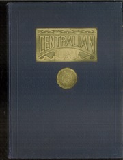 1928 Edition, Central High School - Centralian Yearbook (Minneapolis, MN)