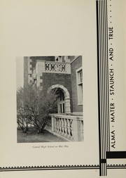 Page 10, 1933 Edition, Central High School - Centralian Yearbook (Minneapolis, MN) online yearbook collection