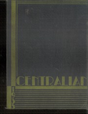 1935 Edition, Central High School - Centralian Yearbook (Minneapolis, MN)