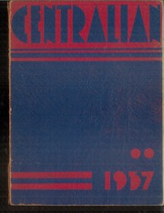 1937 Edition, Central High School - Centralian Yearbook (Minneapolis, MN)