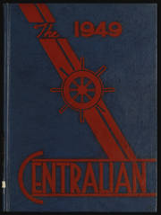1949 Edition, Central High School - Centralian Yearbook (Minneapolis, MN)