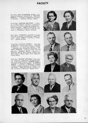 Page 15, 1953 Edition, Central High School - Centralian Yearbook (Minneapolis, MN) online yearbook collection