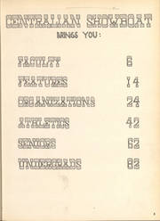 Page 9, 1953 Edition, Central High School - Centralian Yearbook (Minneapolis, MN) online yearbook collection