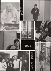 Page 10, 1971 Edition, Central High School - Centralian Yearbook (Minneapolis, MN) online yearbook collection