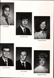 Page 17, 1971 Edition, Central High School - Centralian Yearbook (Minneapolis, MN) online yearbook collection