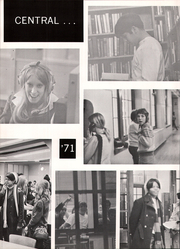 Page 8, 1971 Edition, Central High School - Centralian Yearbook (Minneapolis, MN) online yearbook collection