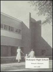 Page 5, 1958 Edition, Shakopee High School - Waniyetu Yearbook (Shakopee, MN) online yearbook collection