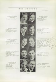 Page 11, 1936 Edition, Lincoln High School - Prowler Yearbook (Thief River Falls, MN) online yearbook collection