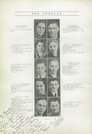 Page 12, 1936 Edition, Lincoln High School - Prowler Yearbook (Thief River Falls, MN) online yearbook collection