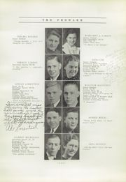 Page 13, 1936 Edition, Lincoln High School - Prowler Yearbook (Thief River Falls, MN) online yearbook collection