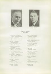 Page 7, 1936 Edition, Lincoln High School - Prowler Yearbook (Thief River Falls, MN) online yearbook collection