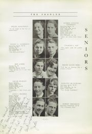 Page 9, 1936 Edition, Lincoln High School - Prowler Yearbook (Thief River Falls, MN) online yearbook collection