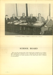 Page 10, 1947 Edition, Lincoln High School - Prowler Yearbook (Thief River Falls, MN) online yearbook collection